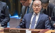 China's ambassador to the UN, Liu Jieyi. (© picture-alliance/dpa)