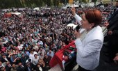 Party founder Meral Akşener. (© picture-alliance/dpa)