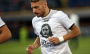 Lazio player Ciro Immobile. (© picture-alliance/dpa)