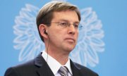 Slovenia's head of government Miro Cerar. (© picture-alliance/dpa)