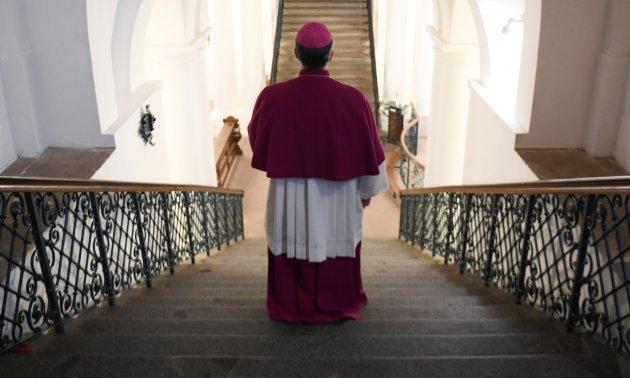 Сексуальные домогательства от церковнослужителей