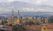 View of the Turkish side of Nicosia. (© picture-alliance/dpa)