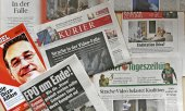 The Strache affair makes the headlines in German and Austrian media. (© picture-alliance/dpa)