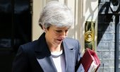 Theresa May. (© picture-alliance/dpa)