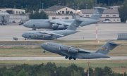 The US military base in Ramstein. (© picture-alliance/dpa)