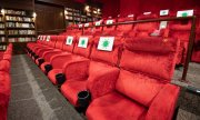 Hannover'de boş bir sinema salonu. (© picture-alliance/dpa)