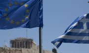 Athens' Eurozone partners have stipulated a new list of reforms as a condition for talks at the EU emergency summit on Sunday. (© picture-alliance/dpa)
