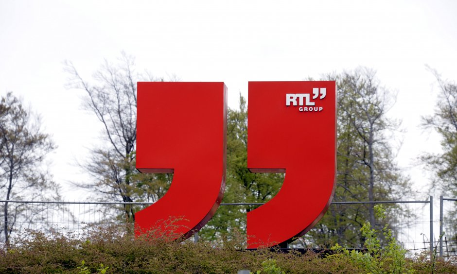 Europe's largest private television and radio company, the RTL Group (© picture-alliance/dpa)
