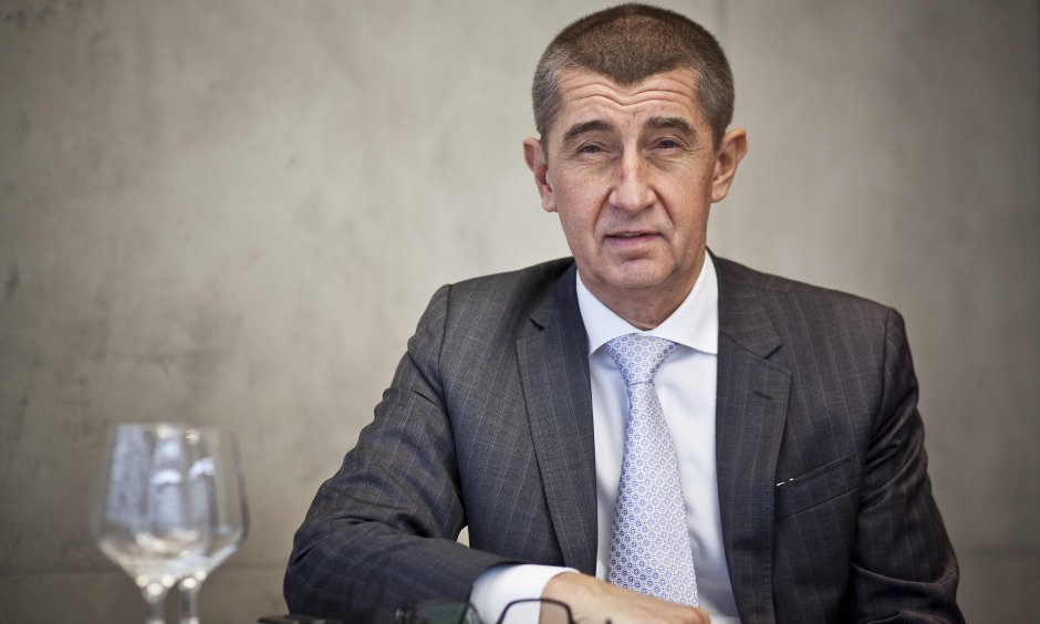 Deputy prime minister and media entrepreneur Andrej Babiš (© picture-alliance/dpa)