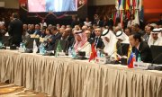 Treffen der Opec in Algier. (© picture-alliance/dpa)