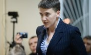 Nadiya Savchenko. (© picture-alliance/dpa)