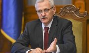 Liviu Dragnea, leader of Romania's ruling PSD party. (© picture-alliance/dpa)