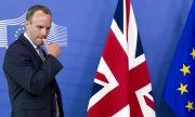 Brexit Minister Dominic Raab. (© picture-alliance/dpa)