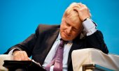 Boris John at a regional conference in Birmingham. (© picture-alliance/dpa)