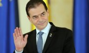 Romania's new prime minister, Ludovic Orban (© picture-alliance/dpa)