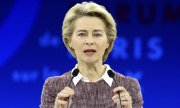 Ursula von der Leyen, designated head of the EU Commission. (© picture-alliance/dpa)