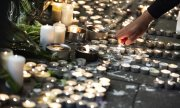 A 15-year-old girl was shot dead in the centre of Malmö in October. (© picture-alliance/dpa)