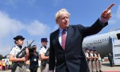 In what direction is Boris Johnson taking Britain? (© picture-alliance/dpa)