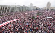 Belarus: Protestolar dinmiyor. (© picture-alliance/dpa)