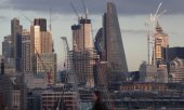 London skyline. (© picture-alliance/dpa)