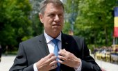 Romanian President Klaus Iohannis. (© picture-alliance/dpa)
