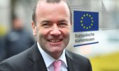 Der CSU-Politiker Manfred Weber. (© picture-alliance/dpa)