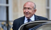 Gérard Collomb, France's former minister of the interior. (© picture-alliance/dpa)