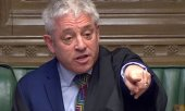 House Speaker John Bercow. (© picture-alliance/dpa)