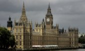 Parliament in London: the House of Commons is being suspended. (© picture-alliance/dpa)