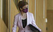 Nicola Sturgeon, First Minister of Scotland. (© picture-alliance/dpa)
