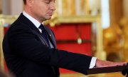 Duda is Poland's sixth head of state since 1989. (© picture-alliance/dpa)
