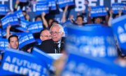 Bernie Sanders. (© picture-alliance/dpa)
