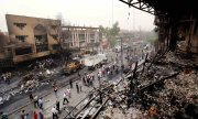More than 200 people were killed in bomb attacks in Bagdhad. (© picture-alliance/dpa)