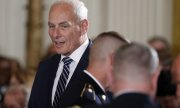 The new White House chief of Staff John Kelly. (© picture-alliance/dpa)