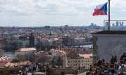 View of the city centre from Prague Castle. (© picture-alliance/dpa)