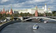 View of the Moskva River. (© picture-alliance/dpa)