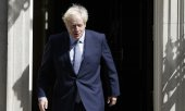 Bullish stance: Britain's Prime Minister Boris Johnson (© picture-alliance/dpa)