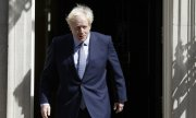 Le Premier ministre britannique Boris Johnson se veut combatif. (© picture-alliance/dpa)