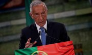 The 72-year old Marcelo Rebelo de Sousa after his re-election. (© picture-alliance/dpa)