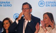 Rajoy announced he would make every effort to form a stable coalition. (© picture-alliance/dpa)