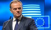 EU Council President Donald Tusk. (© picture-alliance/dpa)