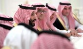 The Saudi heir to the throne Mohammed bin Salman. (© picture-alliance/dpa)