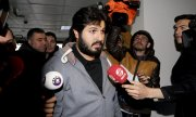 Witness Reza Zarrab. (© picture-alliance/dpa)