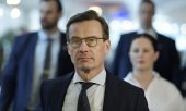 "Ulf Kristersson, leader of the ""Moderaterna"" party. (© picture-alliance/dpa)"