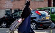Fewer than 500 of the Netherlands' 17 million residents are thought to wear the veil. (© picture-alliance/dpa)