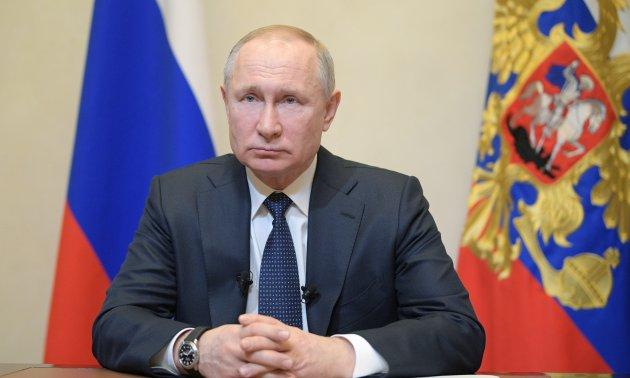 Россия: как Путин с пандемией боролся | eurotopics.net