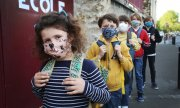 Primary schools are scheduled to reopen on 11 May in France. (© picture-alliance/dpa)