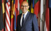 The OSCE Representative on Freedom of the Media Harlem Désir defended the glossary. (© picture-alliance/dpa)
