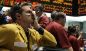Ten years ago the Lehman bankruptcy rocked the world's stock markets. (© picture-alliance/dpa)