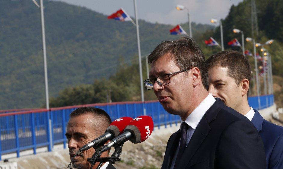 Bildergebnis für vucic kosovo